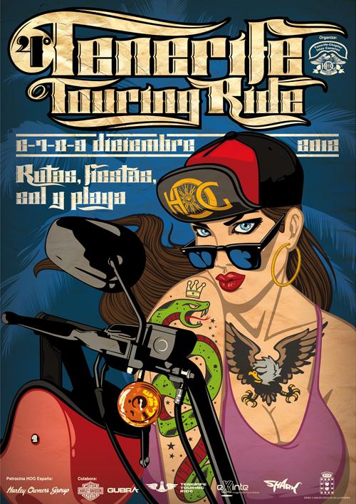 4 Tenerife Touring Ride