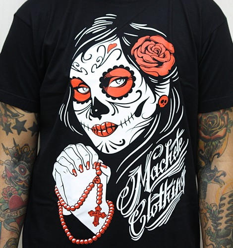 Catrina Machete Clothing