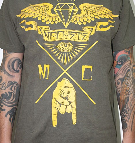 Dogma Machete Clothing
