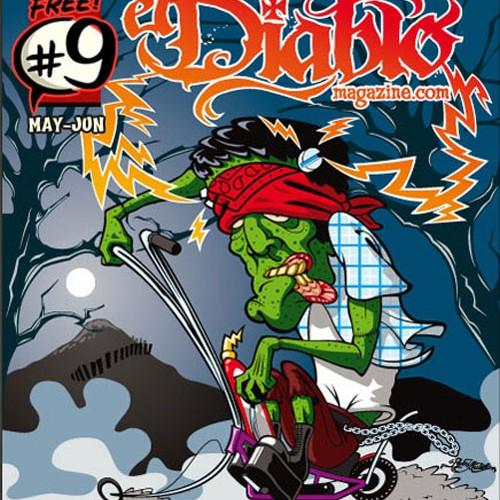 Portada El Diablo Magazine