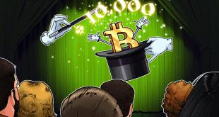 bitcoin ya supera la barrera de 10 mil dolares