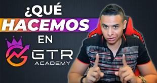 que es gtr academy