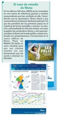 caso nivea - Nivea facilita la felicidad con Autocoaching