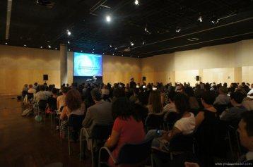 Conferencia Motivación Espana Bilbao en 2013