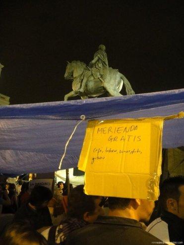 estatua madrid - Reflexiones con soluciones a la crisis...