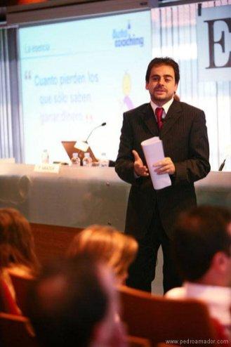 Presentación de la Metodología Autocoaching de Pedro Amador con Esther Pedrazada y Manuel Seijo en Esade Madrid - La mejor forma para iniciarse en el coaching personal