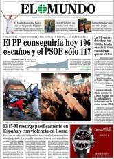 España - El Mundo - 15O