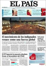 España - EL País 15-O