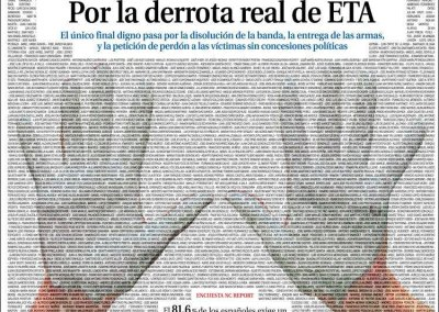 España - La Razón - 15O