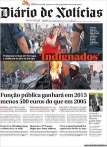 Portugal diario noticias Diário de Notícias es uno de los periódicos más veteranos y conocidos de Portugal