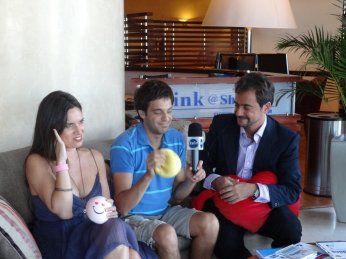 Entrevista en TV Canal12 Uruguay