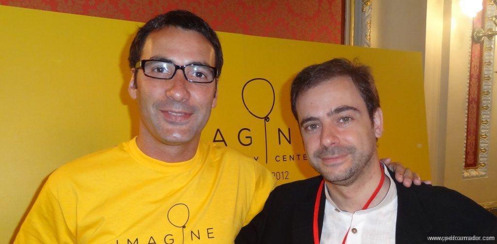 Participando en Imagine 2012… ¡vamos a crear un mundo más feliz!