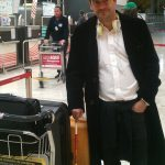 Pedro Amador - emigrando de España - Barajas - Iberia