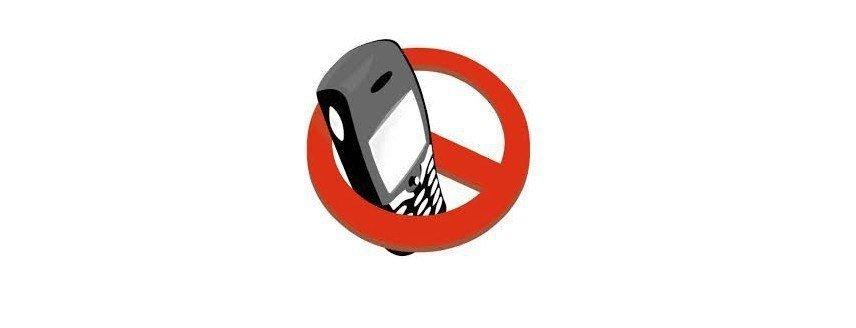 Congress Phone Stack: ¡Ostia! ¡Apague el móvil!