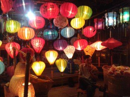 VIETNAM Hoian noche