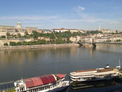 BUDAPEST-Danubio-ventana hotel 2