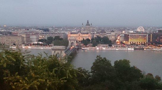 BUDAPEST vistas