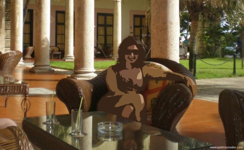 Viajera de la felicidad - Pillareta - Cuba