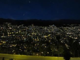 BOLIVIA La Paz de noche - Qué hacer en BOLIVIA⛲