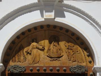 BOLIVIA Virgen de Copacabana