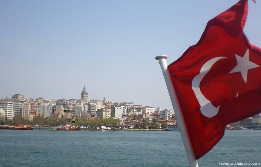 La pasión turca: Desde el Bósforo con amor