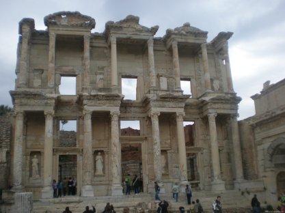 TURQUIA EFESOS Biblioteca Celso