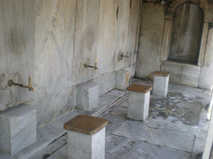 TURQUIA Lavatorios de pies