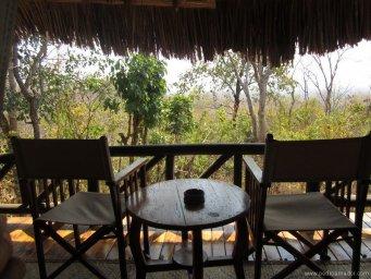 TANZANIA-Tienda safari