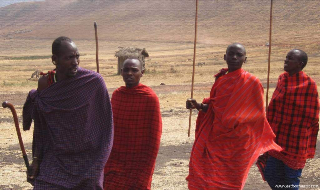 ¡Hakuna matata…en Tanzania eres feliz!