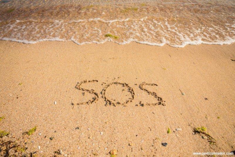Antes de hundirte no olvides mandar un SOS