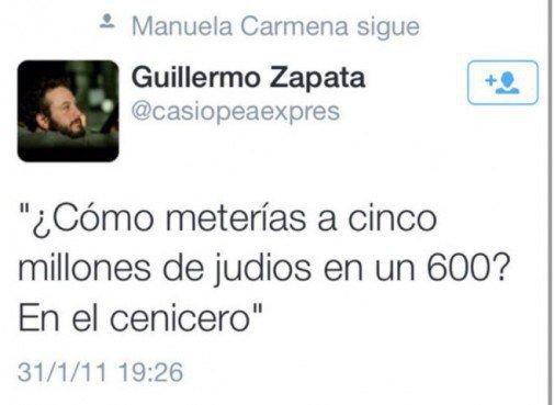 Tweet Zapata