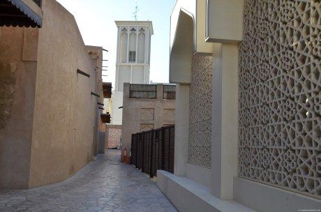 Vista Al Bastakiya Historical Area