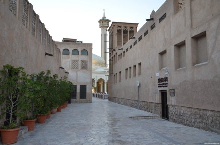 Al Bastakiya Historical Area 32 1