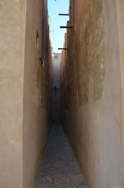 Pasillo Al Bastakiya Historical Area