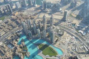 Burj Califa View Dubai