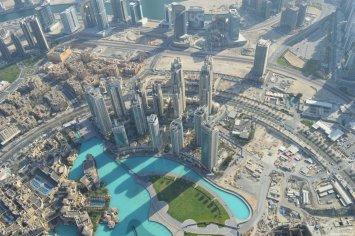 Burj Califa View Dubai