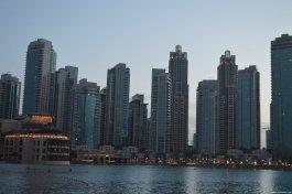 Vida en Dubai en el en Burj Califa - View Dubai