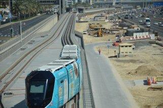 Dubai Marina Metro 3 1