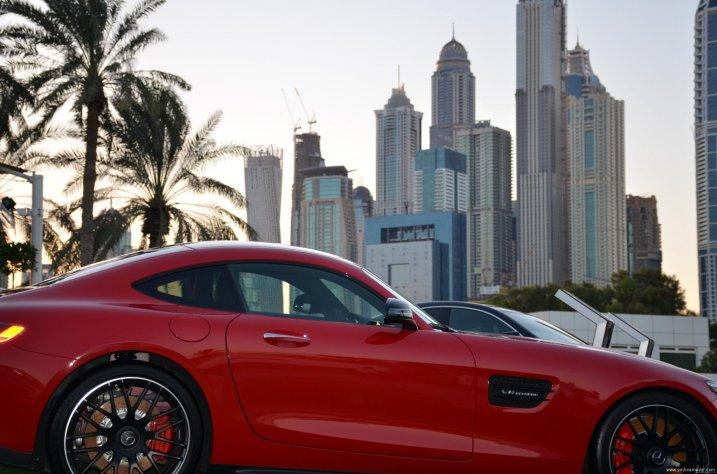 Dubai MarinaJBR - Conocer y trabajar en Dubai