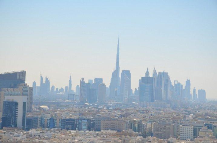 View Banıyas Complex. Dubai 2020