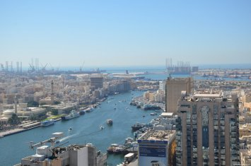 Vivir en Dubai - Vista Banıyas Complex