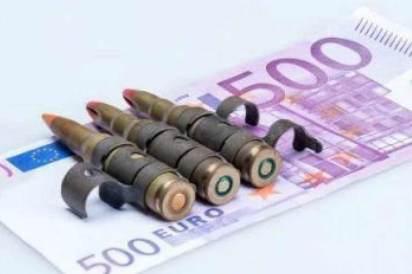 Apúntense a la guerra que da mucho dinero