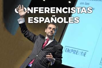 Conferenciantes Españoles