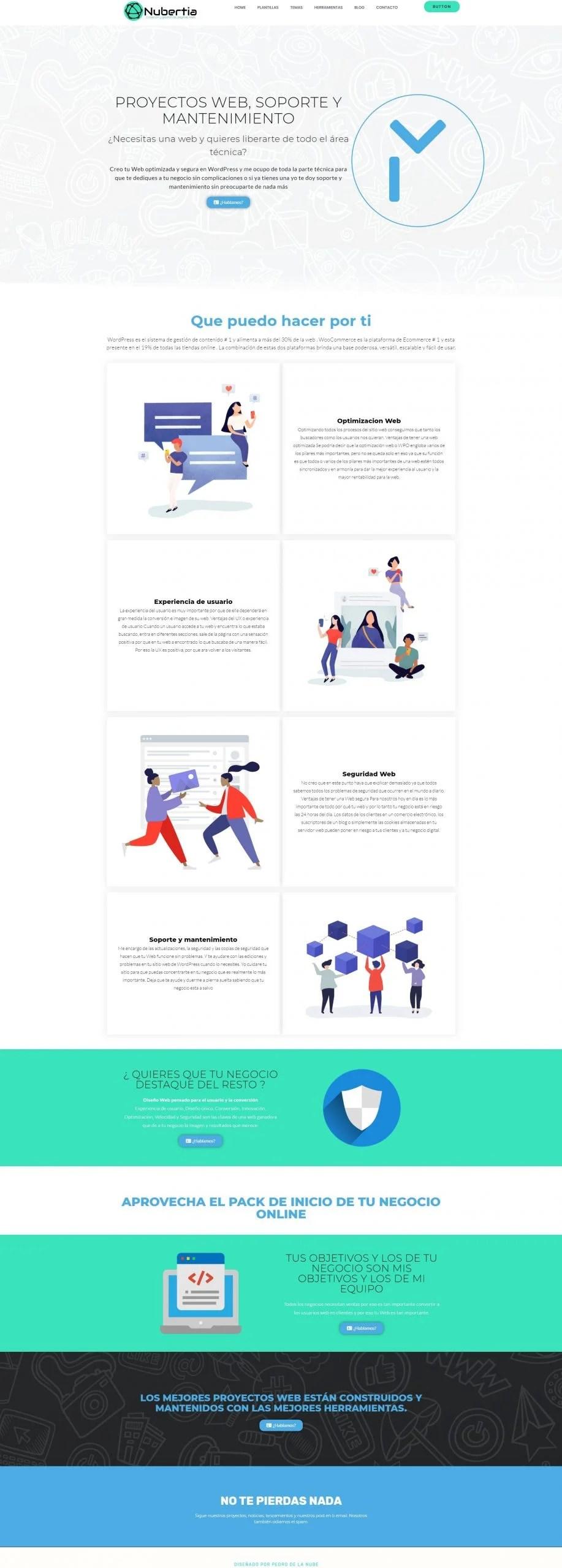 Diseñador UX/Web