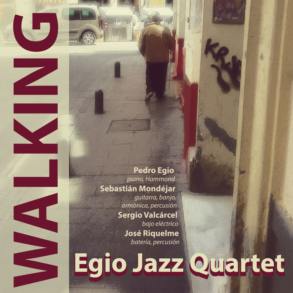 Egio Jazz Quartet - Walking