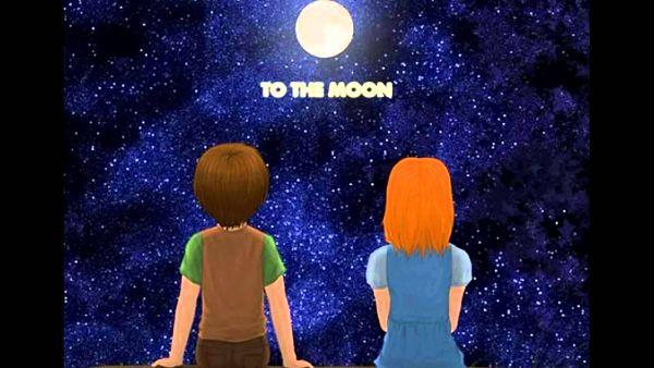 escena to the moon