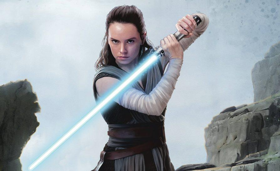 Rey star wars episodio viii