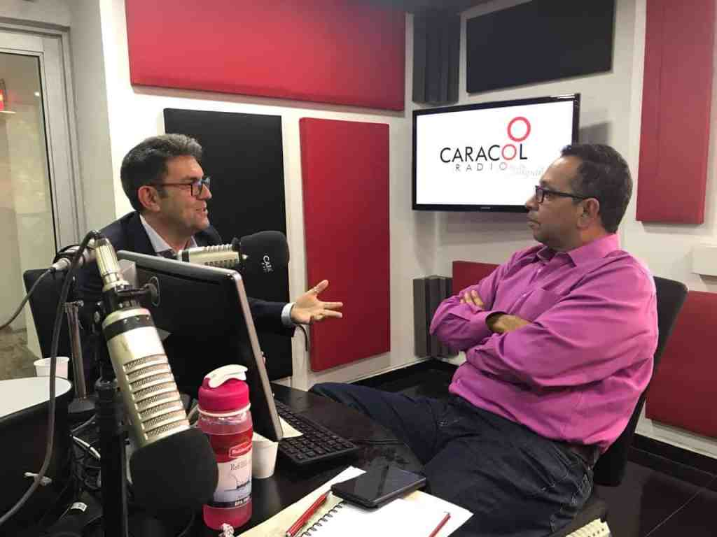 Coaching and NLP in Radio Caracol 2