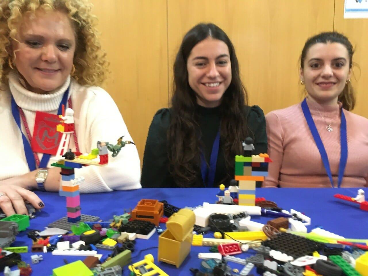 Lego Serious Play: El Juego en el Aula