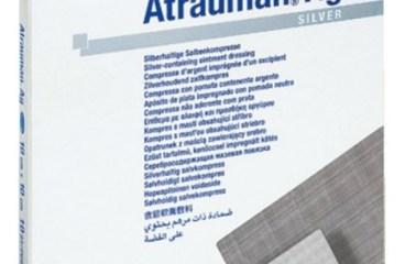 De ce sa alegi pansamentele Atrauman cu argint?